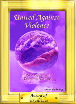Women Against Domestic Violence Award